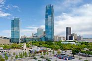 Oklahoma City Cityscape