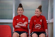 2019-11-05 Wales Women Training