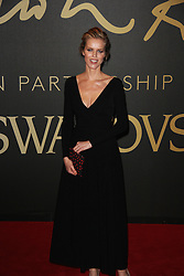 Eva Herzigova, The British Fashion Awards 2014, The London Coliseum, London UK, 01 December 2014, Photo By Brett D. Cove © Licensed to London News Pictures. 02/12/2014. Brett D Cove/PIQ/LNP