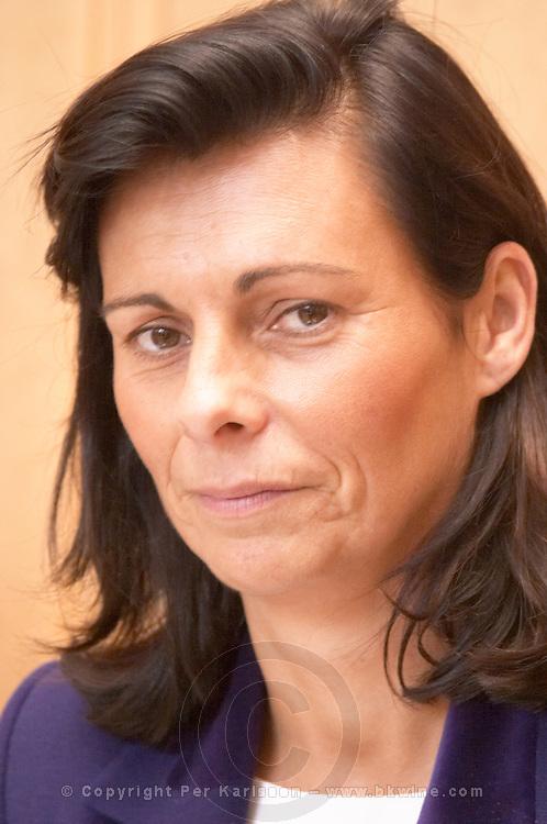 Anne Bernard, Domaine de Chevalier, Pessac Leognan, Graves, Bordeaux, France.