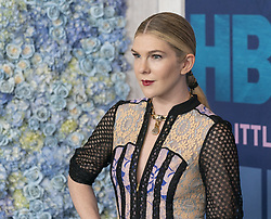 May 29, 2019 - New York, New York, United States - Lily Rabe wearing dress by Mayle attends HBO Big Little Lies Season 2 Premiere at Jazz at Lincoln Center  (Credit Image: © Lev Radin/Pacific Press via ZUMA Wire)