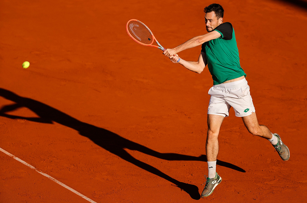 Tennis-ATP Serbia Open Belgrade 2021<br /> Alexei Popyrin (AUS) v Gianluca Mager (ITA)<br /> Beograd, 22.04.2021.<br /> foto: Srdjan StevanovicStarsportphoto ©