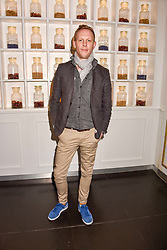 Laurence Fox at the Passavant and Lee New Collection Launch, St.Martin's Lane Hotel, London England. 19 February 2018.