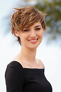 """Louise Bourgoin attends the """" Je suis un soldat """" Photocall during the 68th annual Cannes Film Festival on May 20, 2015 in Cannes, France"""