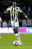 Mohammed Sissoko (Juventus)   <br /> Torino 17/10/2009 Stadio Olimpico<br /> Juventus Fiorentina - Anticipo del Campionato di calcio Serie A Tim 2009-10.<br /> Foto Giorgio Perottino / Insidefoto