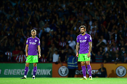 Marlon Pack of Bristol City cuts a dejected figure - Mandatory by-line: Dougie Allward/JMP - 15/08/2017 - FOOTBALL - Griffin Park - Brentford, England - Brentford v Bristol City - Sky Bet Championship