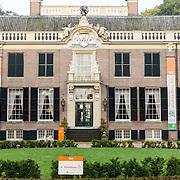 NLD/Baarn/20171010 - Laurentien aanwezig bij Dag van de Duurzaamheid, Kasteel Groeneveld