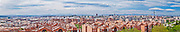 Madrid, May 2012. Skyline. 3,500,000 population.