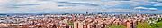 Madrid, May 2012. Skyline. 3,500,000 population.