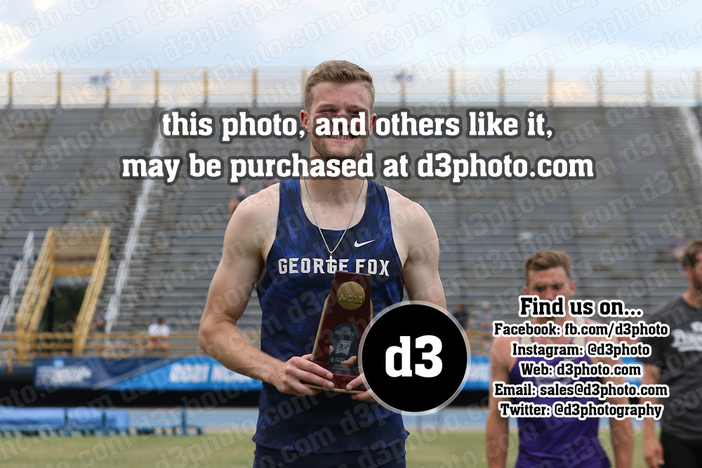 2021 NCAA Division III Outdoor Track and Field Championships 2021 NCAA OTF - All Awards