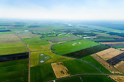 Nederland, Drenthe, Gemeente Borger-Odoorn, 05-08-2016; LOFAR (Low Frequency Array - lage frequentie telescoop), ten noorden van Exloo. Centrale gedeelte van de radiotelescoop. De gehele radiotelescoop bestaande uit vele duizenden aan elkaar gekoppelde antennes welke staan op de grijze tegels. Deze antennes bevinden zich op andere locaties, het geheel wordt beheerd door ASTRON.<br /> LOFAR (Low Frequency Array - Low Frequency telescope), north of Exloo. Central portion of the radio telescope..The entire radio telescope consists of thousands of interconnected antennas, the antennas are located on different sites, all operated by ASTRON.<br /> luchtfoto (toeslag op standard tarieven);<br /> aerial photo (additional fee required);<br /> copyright foto/photo Siebe SwartNederland, Drenthe, Gemeente Borger-Odoorn, 05-08-2016; LOFAR (Low Frequency Array - lage frequentie telescoop), ten noorden van Exloo. Centrale gedeelte van de radiotelescoop. De gehele radiotelescoop bestaande uit vele duizenden aan elkaar gekoppelde antennes welke staan op de grijze tegels. Deze antennes bevinden zich op andere locaties, het geheel wordt beheerd door ASTRON.<br /> LOFAR (Low Frequency Array - Low Frequency telescope), north of Exloo. Central portion of the radio telescope..The entire radio telescope consists of thousands of interconnected antennas, the antennas are located on different sites, all operated by ASTRON.<br /> luchtfoto (toeslag op standard tarieven);<br /> aerial photo (additional fee required);<br /> copyright foto/photo Siebe Swart