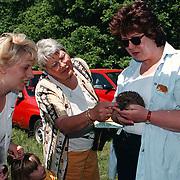 Jubileumdag dierenbescherming Gooi en Eemland, egel opvang