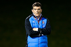 England U20 head coach Steve Bates - Mandatory by-line: Robbie Stephenson/JMP - 22/02/2019 - RUGBY - Zip World Stadium - Colwyn Bay, Wales - Wales U20 v England U20 - Under-20 Six Nations
