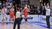 DESCRIZIONE : Beko Legabasket Serie A 2015- 2016 Playoff Quarti di Finale Gara3 Dinamo Banco di Sardegna Sassari - Grissin Bon Reggio Emilia<br /> GIOCATORE : Achille Polonara Gianluca Mattioli<br /> CATEGORIA : Fair Play Rissa Espulsione<br /> SQUADRA : Grissin Bon Reggio Emilia<br /> EVENTO : Beko Legabasket Serie A 2015-2016 Playoff<br /> GARA : Quarti di Finale Gara3 Dinamo Banco di Sardegna Sassari - Grissin Bon Reggio Emilia<br /> DATA : 11/05/2016<br /> SPORT : Pallacanestro <br /> AUTORE : Agenzia Ciamillo-Castoria/L.Canu