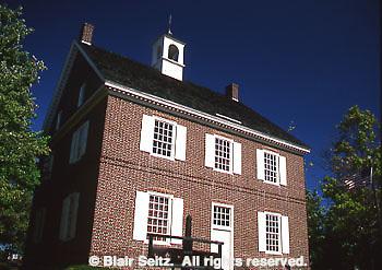 Historic US Courthouse, York, PA