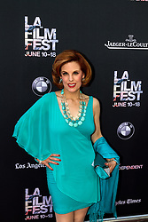 LOS ANGELES, CA - JUNE 10: Kat Kramer attends the opening night premiere of 'Grandma' during the 2015 Los Angeles Film Festival at Regal Cinemas L.A. Live on June 10, 2015. Byline, credit, TV usage, web usage or linkback must read SILVEXPHOTO.COM. Failure to byline correctly will incur double the agreed fee. Tel: +1 714 504 6870.
