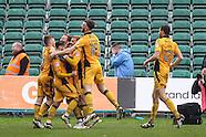 Newport County v Carlisle United 121116