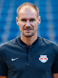 05.07.2017, Red Bull Arena, Salzburg, AUT, 1. FBL, FC Red Bull Salzburg, Fototermin, im Bild CO-Trainer Alexander Zickler // during the official Team and Portrait Photoshooting of Austrian Bundesliga Club FC Red Bull Salzburg at the Red Bull Arena in Salzburg, Austria on 2017/07/05. EXPA Pictures © 2017, PhotoCredit: EXPA/ Johann Groder