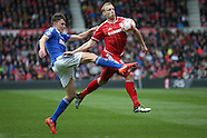 Middlesbrough v Ipswich Town 230416