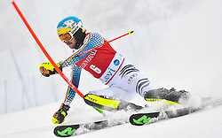 13.11.2016, Black Race Course, Levi, FIN, FIS Weltcup Ski Alpin, Levi, Salalom, Herren, 1. Lauf, im Bild Felix Neureuther (GER) // Felix Neureuther of Germany in action during 1st run of mens Slalom of FIS ski alpine world cup at the Black Race Course in Levi, Finland on 2016/11/13. EXPA Pictures © 2016, PhotoCredit: EXPA/ Nisse Schmidt<br /> <br /> *****ATTENTION - OUT of SWE*****