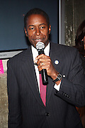 State Senator Malcom Smith at Rev. Al Sharpton's 55th Birthday Celebration and his Salute to Women on Distinction held at The Penthouse of the Soho Grand on October 6, 2009 in New York City