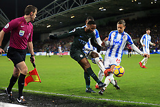 Huddersfield Town v Manchester City - 26 Nov 2017