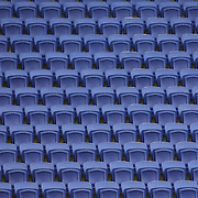 A generic image of Stadium Seating. Photo Tim Clayton