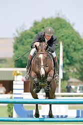 Steeghs Luc-Orman<br />KWPN Paardendagen  Ermelo 2001<br />Photo © Dirk Caremans