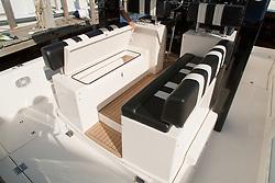 Rivolta coupe 4.0 yacht Rivolta Motor-boat open express cruiser downeast jet propulsion PT RUNNER 4.0