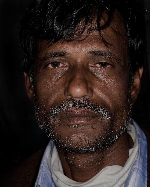 Portrait of an asian Male farmer