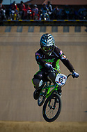 #95 (NOBLES Barry) USA at the 2012 UCI BMX Supercross World Cup in Abbotsford, Canada