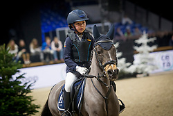 Hoste Chloé, BEL, Fioco<br /> Jumping Mechelen 2019<br /> © Hippo Foto - Sharon Vandeput<br /> 26/12/19