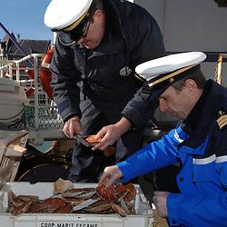2008/02 Activité de la Gendarmerie maritime ŕ Dieppe