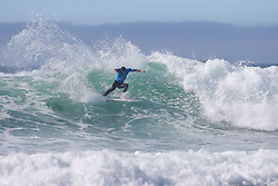 Mikey Wright (AUS)  finished first during the Round Three Heat 5 at EDP BILLABONG PRO CASCAIS 2017  in Cascais, Portugal