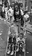 Don Letts at Notting Hill Carnival 1979