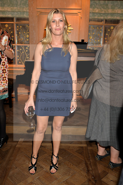 SARA PARKER BOWLES at a party to celebrate the publication of 'Let's Eat meat' by Tom Parker Bowles held at Fortnum & Mason, Piccadilly, London on 21st October 2014.
