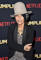 Linda Perry attends the premiere of Netflix's 'Dumplin'' at TCL Chinese 6 Theatres on December 6, 2018 in Los Angeles, CA, USA. Photo by Lionel Hahn/ABACAPRESS.COM