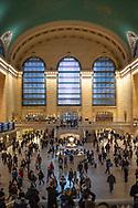 NEW YORK  2020V10<br /> Grand Central Station interiör<br /> <br /> Foto: Per Danielsson/Projekt.P