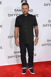 October 12, 2017 - Los Angeles, California, USA - MICHAEL CARNEY appears on the Red Carpet for the 'Same Kind Of Different As Me' Los Angeles Premiere at the Westwood Village Theatre. (Credit Image: © Billy Bennight via ZUMA Wire)