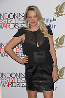 Sophie Michell, London Lifestyle Awards 2014, The Troxy, London UK, 08 October 2014, Photo By Brett D. Cove