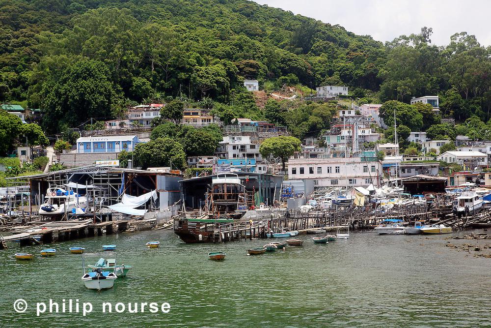 Sai Kung Town, New Territories
