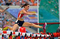 Athletics - IAAF World Championships 2013 - Stadium Loujniki , Moscow , RUSSIA - 10 to 18/08/2013 - Photo JULIEN CROSNIER / KMSP / DPPI - Day 4 - 13/08/13 - 400M Hurdles Women - Zuzana Hejnova (CZE)