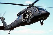 UH-60A Black Hawk, Army