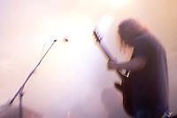 Bilde fra konserten til Motorpsycho på Midtsommerjazz 2013 i Ålesund.<br /> Foto: Svein Ove Ekornesvåg