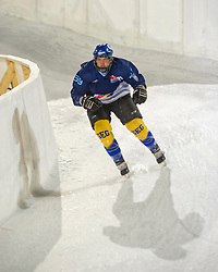 03-02-2012 SKATING: RED BULL CRASHED ICE WORLD CHAMPIONSHIP: VALKENBURG<br /> Roby Haazen NED<br /> ©2012-FotoHoogendoorn.nl/Peter Schalk