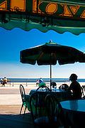 New York City: Brighton Beach boardwalk