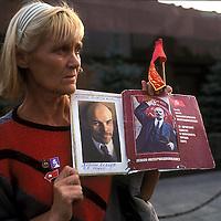 In difesa del Mausoleo di Lenin