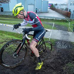08-12-2019: Wielrennen: veldrit: Almelo <br />Luca Harter