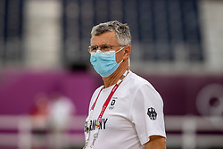 Becker Otto, GER Chef d'Equipe<br /> Olympic Games Tokyo 2021<br /> © Hippo Foto - Dirk Caremans<br /> 07/08/2021