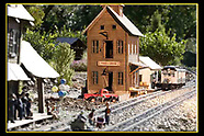 2007 - MVGRS Garden Railroad Tour